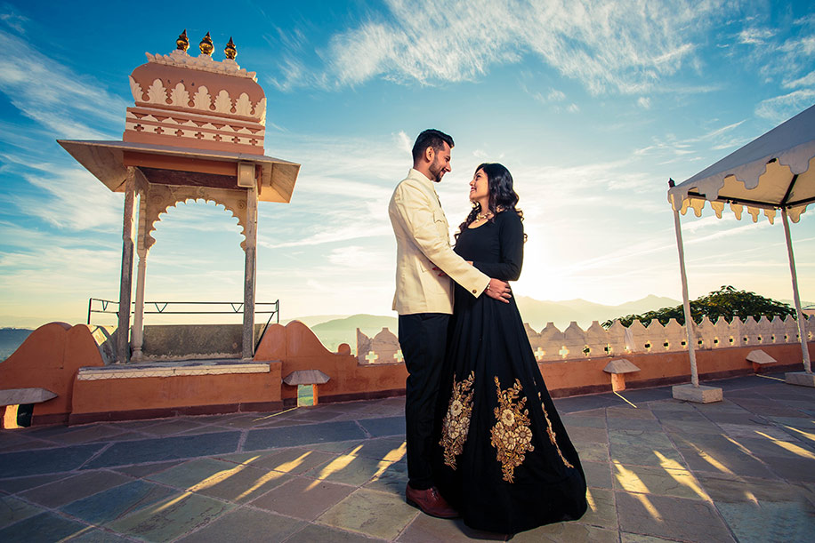 Ideal Pre-Wedding Shoots Places In Udaipur