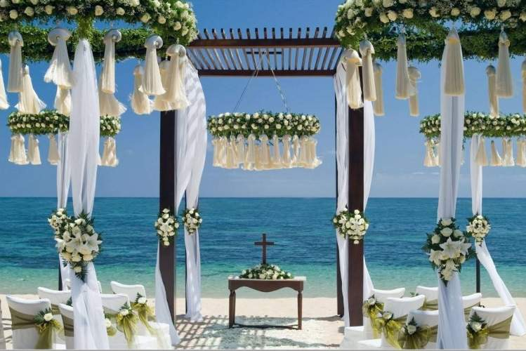 beach wedding, destination wedding, wedding planner in udaipur