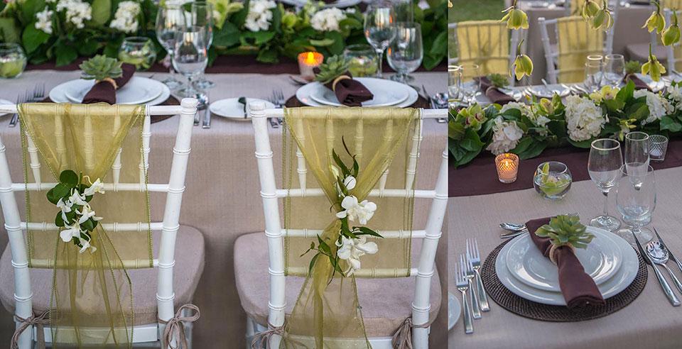 Organic Coastal Greenery wedding theme, wedding theme ideas, theme wedding, wedding decor ideas, wedding planner