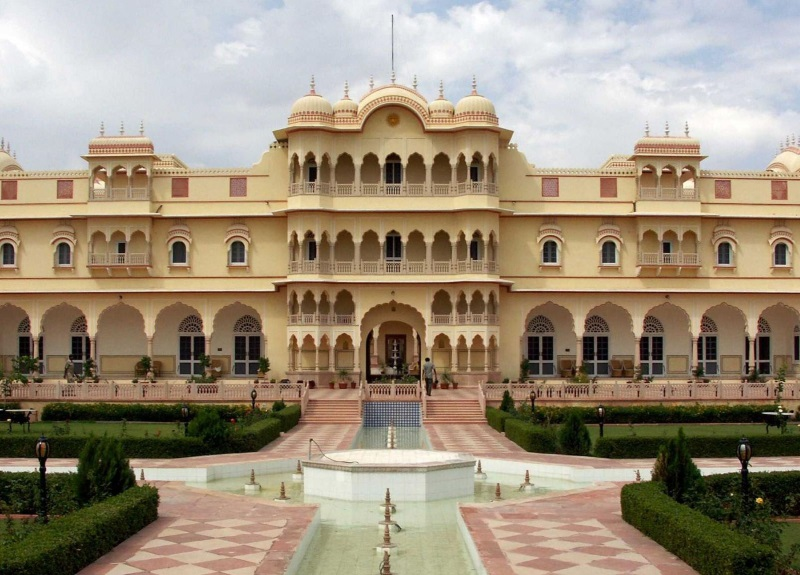 Destination wedding in jaipur, chomu palace  jaipur