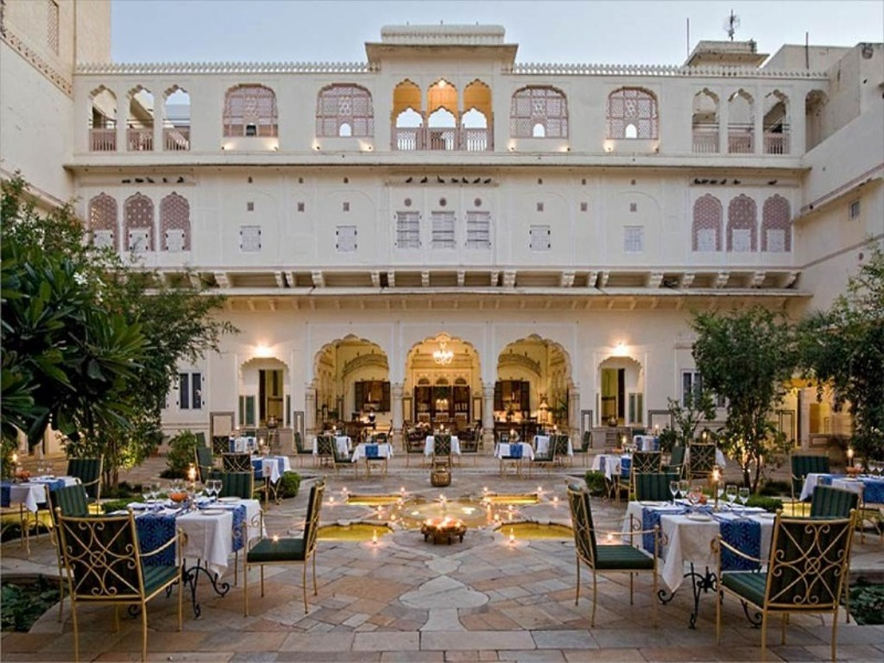Destination wedding in jaipur, Samode palace  jaipur
