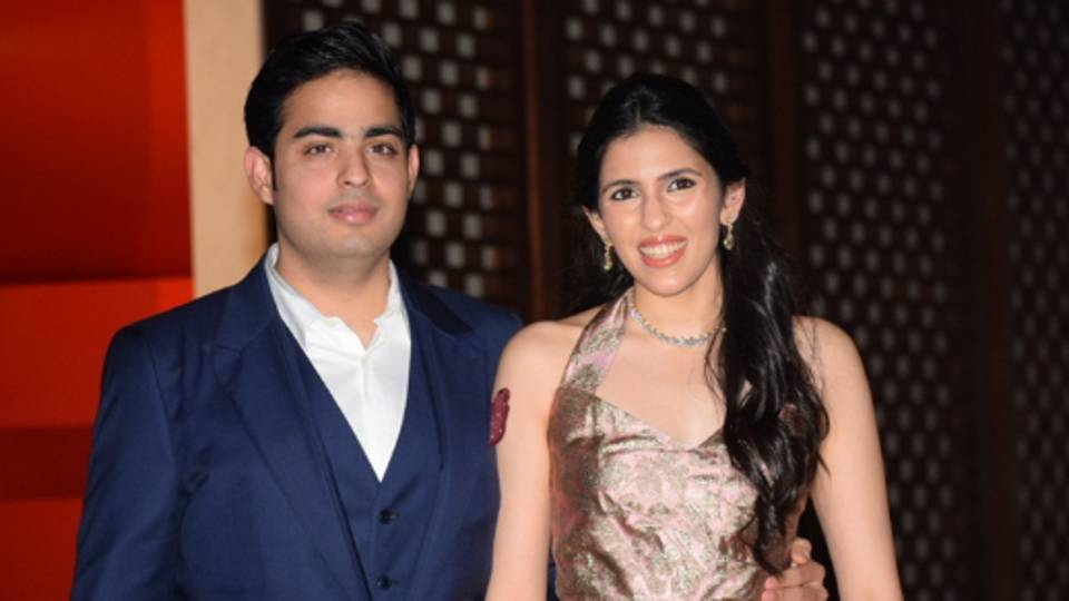 Shloka Mehta And Akash Ambani Wedding