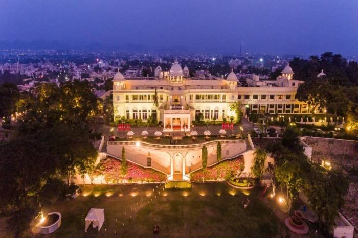 8 Best Venues To Have The Destination Wedding In Udaipur, destination wedding in udaipur, wedding planner in udaipur, event planner in udaipur, Raas devigarh, The Lalit Udaipur, Destination wedding planner in udaipur, Laxmi vilas hotel udaipur