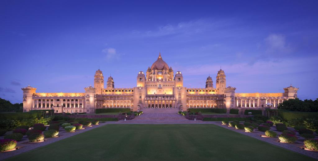 Top 5 Taj Palaces For Destination Wedding