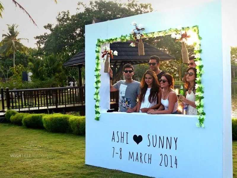 wedding pool party photo booth, wedding pool party, destination wedding pool party, wedding planner in udaipur, wedding planner in rajasthan, wedding planner in india, event planner in udaipur, event planner in rajasthan, best wedding planner in udaipur