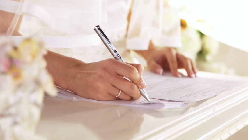 Prenuptial Agreement – Everything You Need To Know About A Wedding Contract