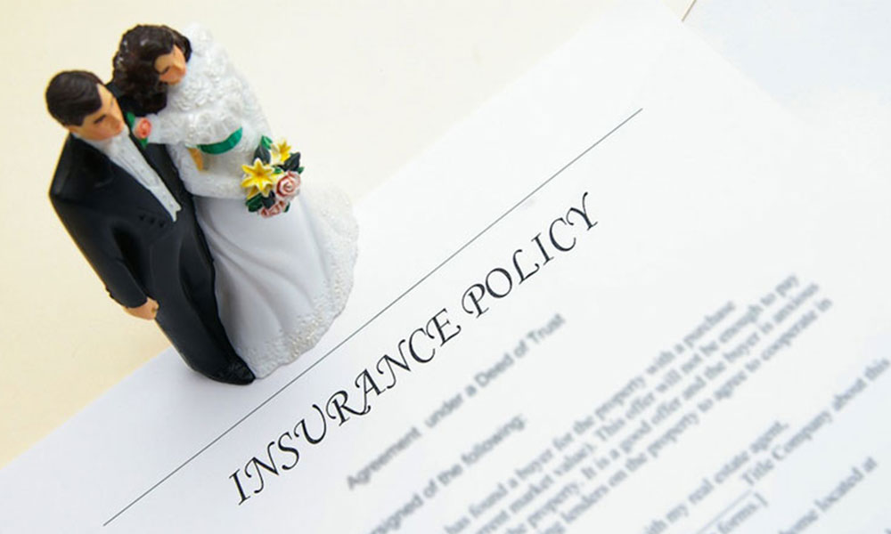 Wedding Insurance, Secure your wedding, Safe wedding